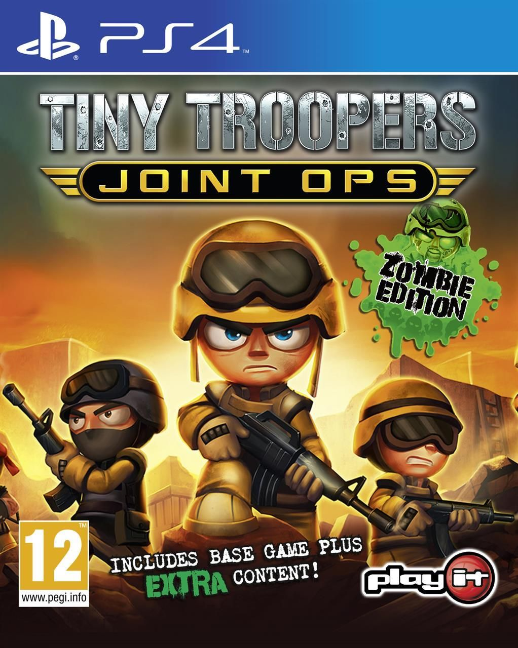 Tiny Troopers Joint Ops (PS4) - 1