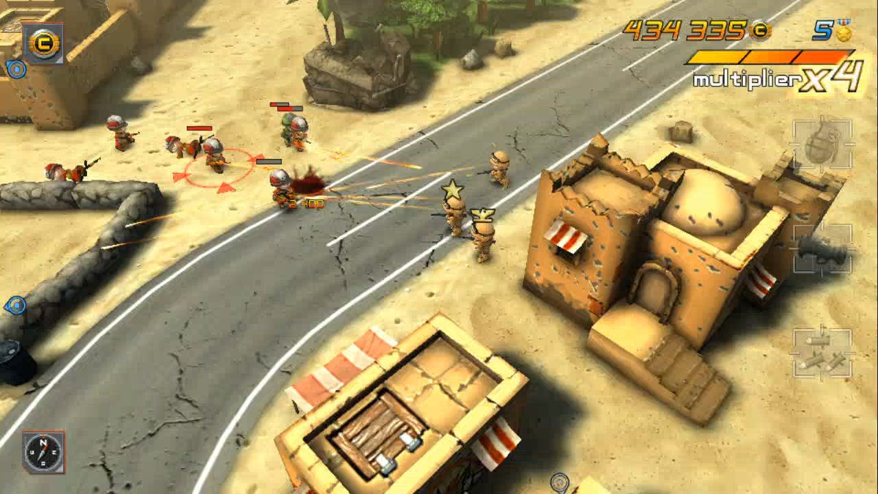 Tiny Troopers Joint Ops (PS4) - 6