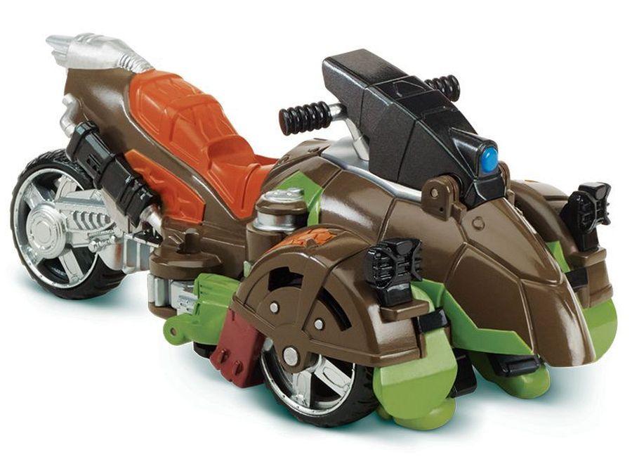 Делукс фигурка Playmtes - Костенурките нинджа, трансформираща се в кола - 10