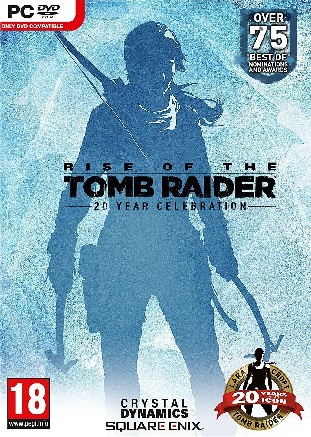 Rise of the Tomb Raider - 20 Year Celebration (PC) - 1