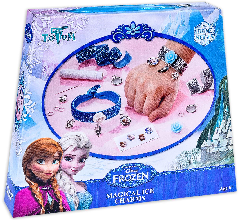 Творчески комплект Totum Frozen - Направи си сам бижута III - 1