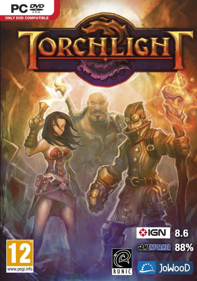 Torchlight (PC) - 1