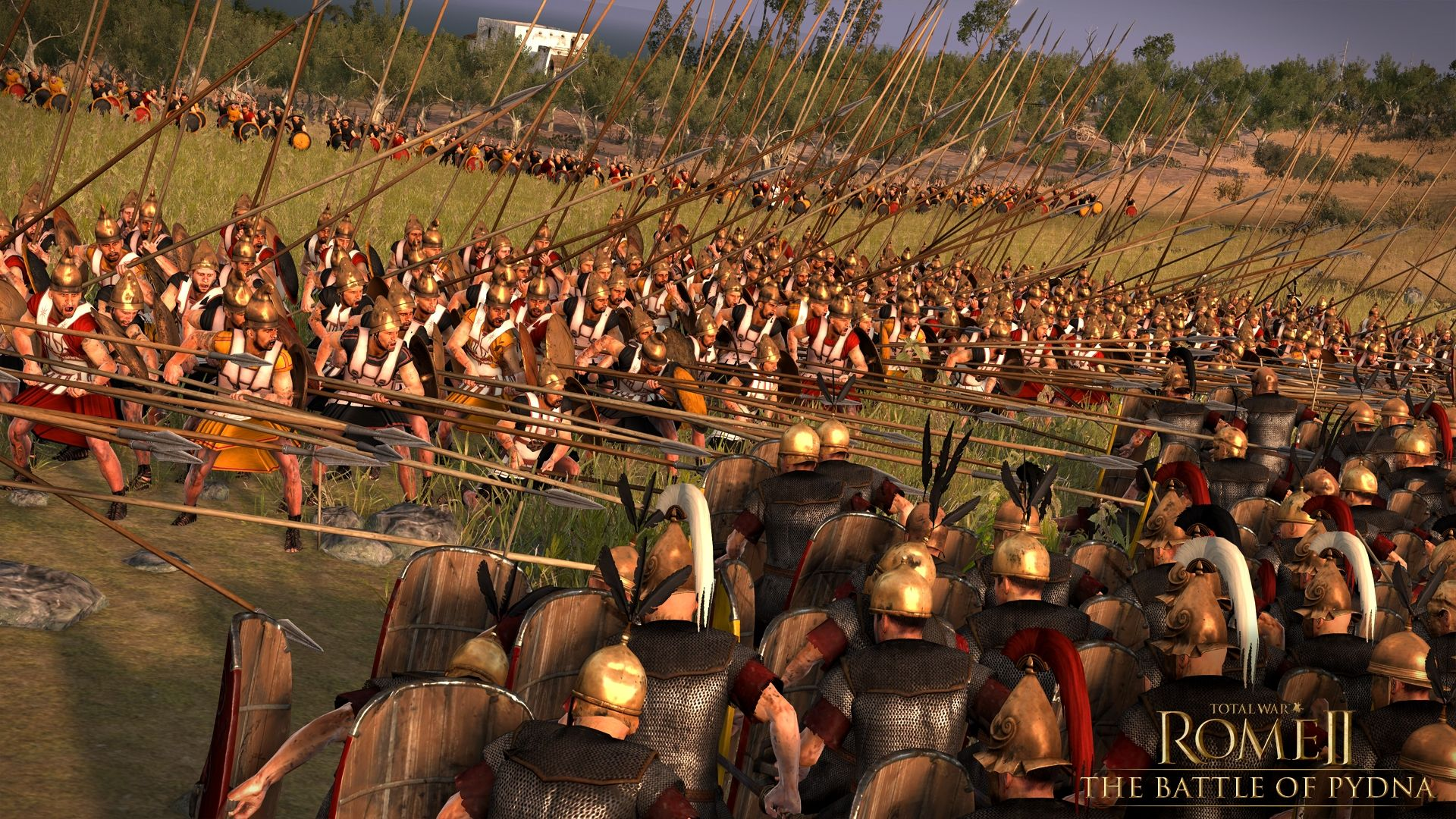 Total War Rome II: Enemy At the Gates Edition - 4
