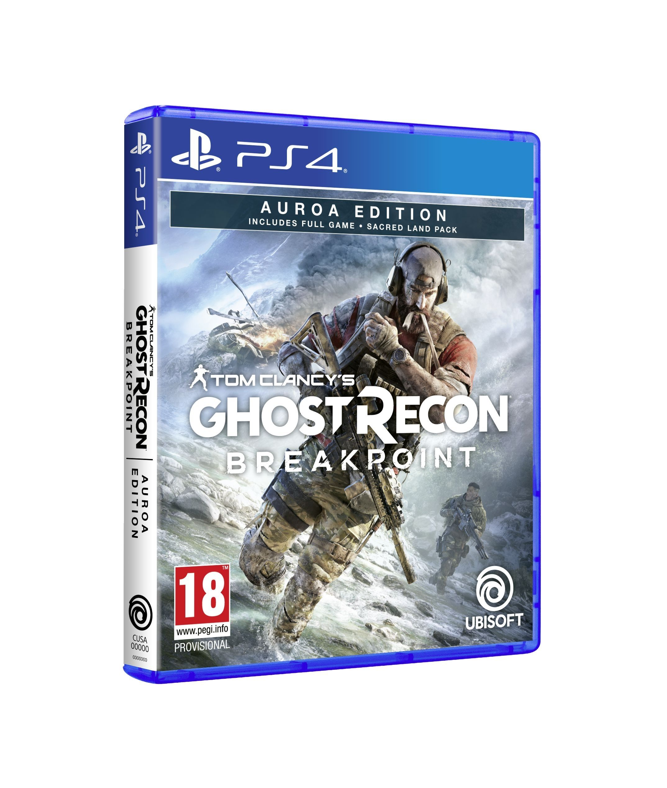 Tom Clancy's Ghost Recon Breakpoint - Auroa Edition (PS4) - 3