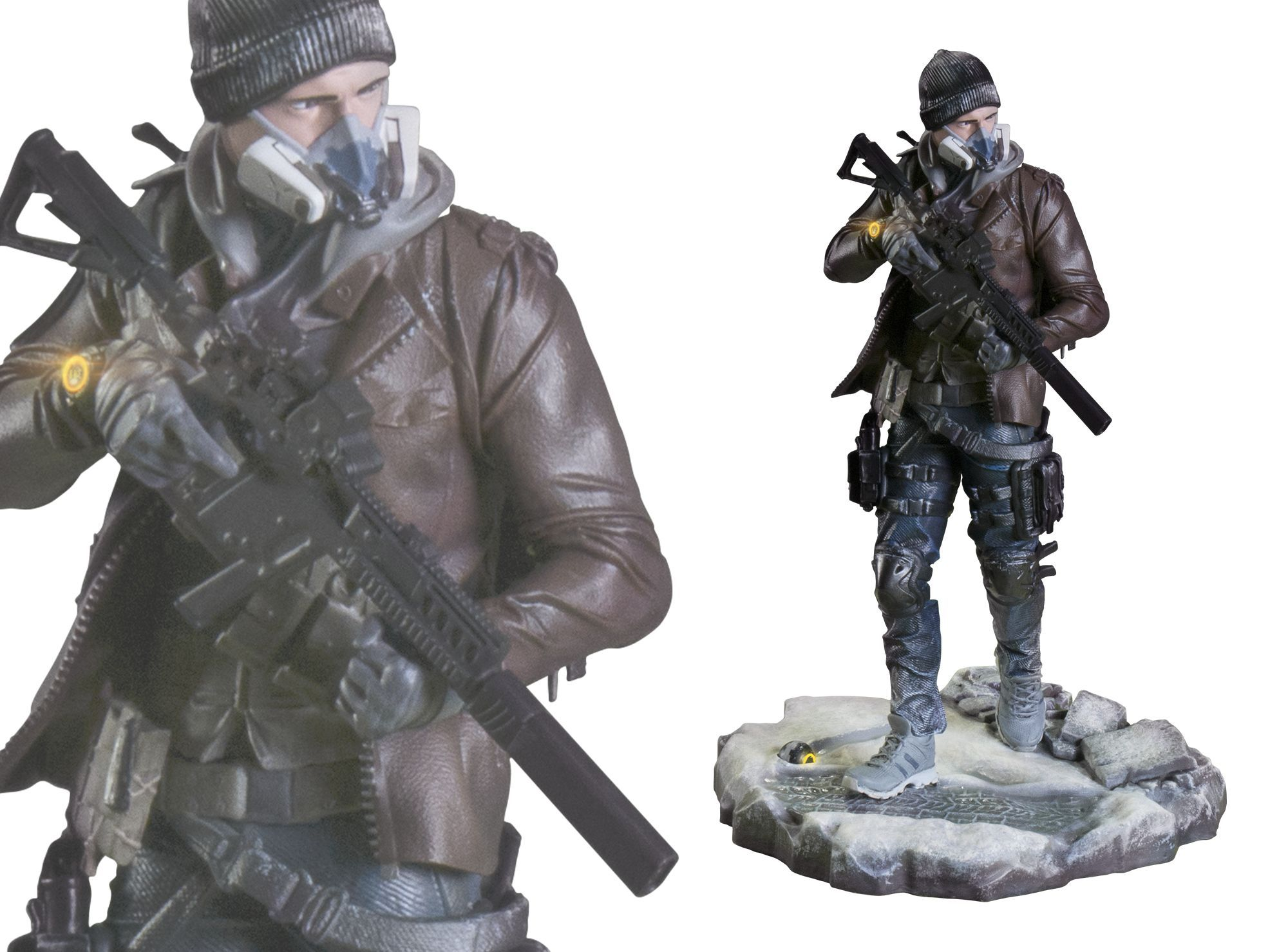 Фигура Tom Clancy's The Division - Male Agent, 24cm - 3