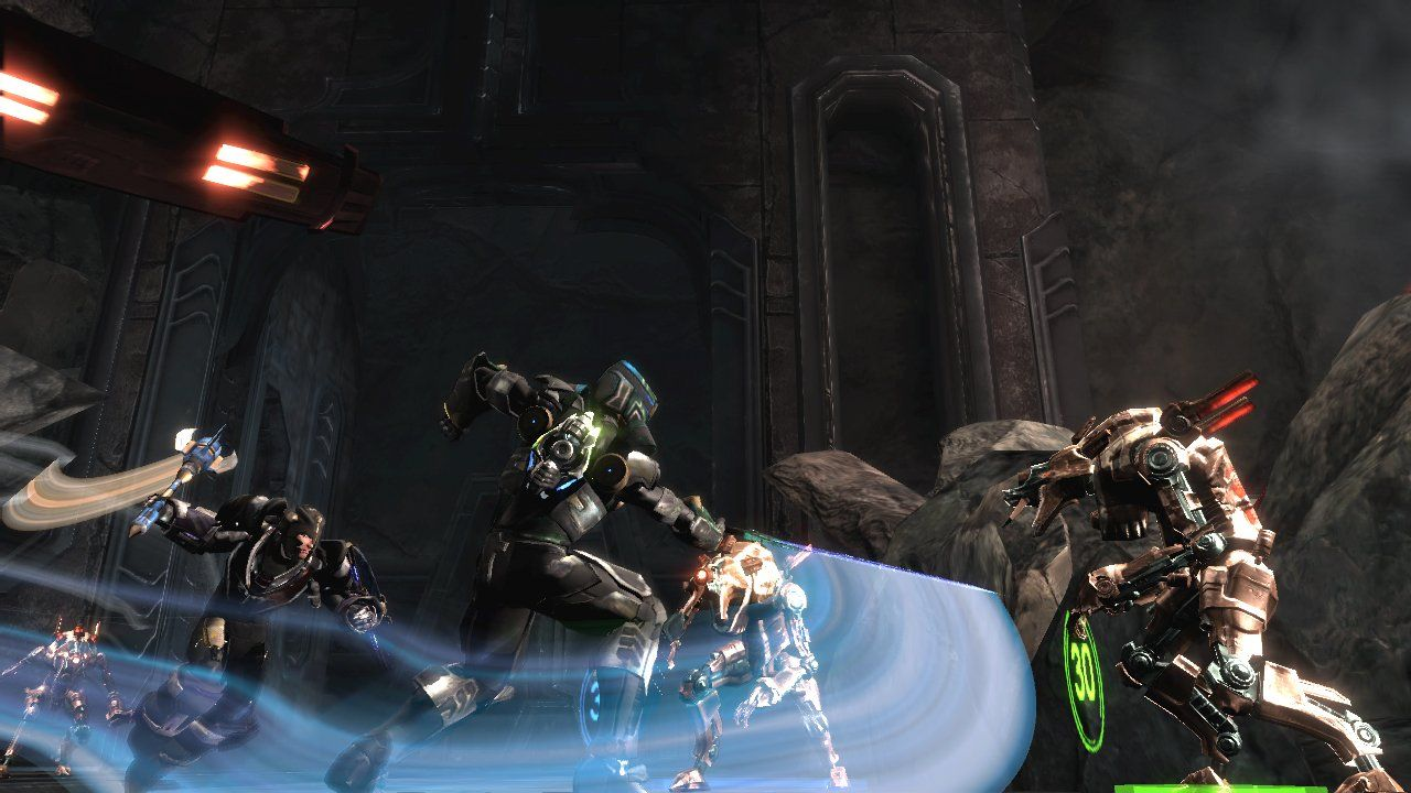 Too Human (Xbox 360) - 6