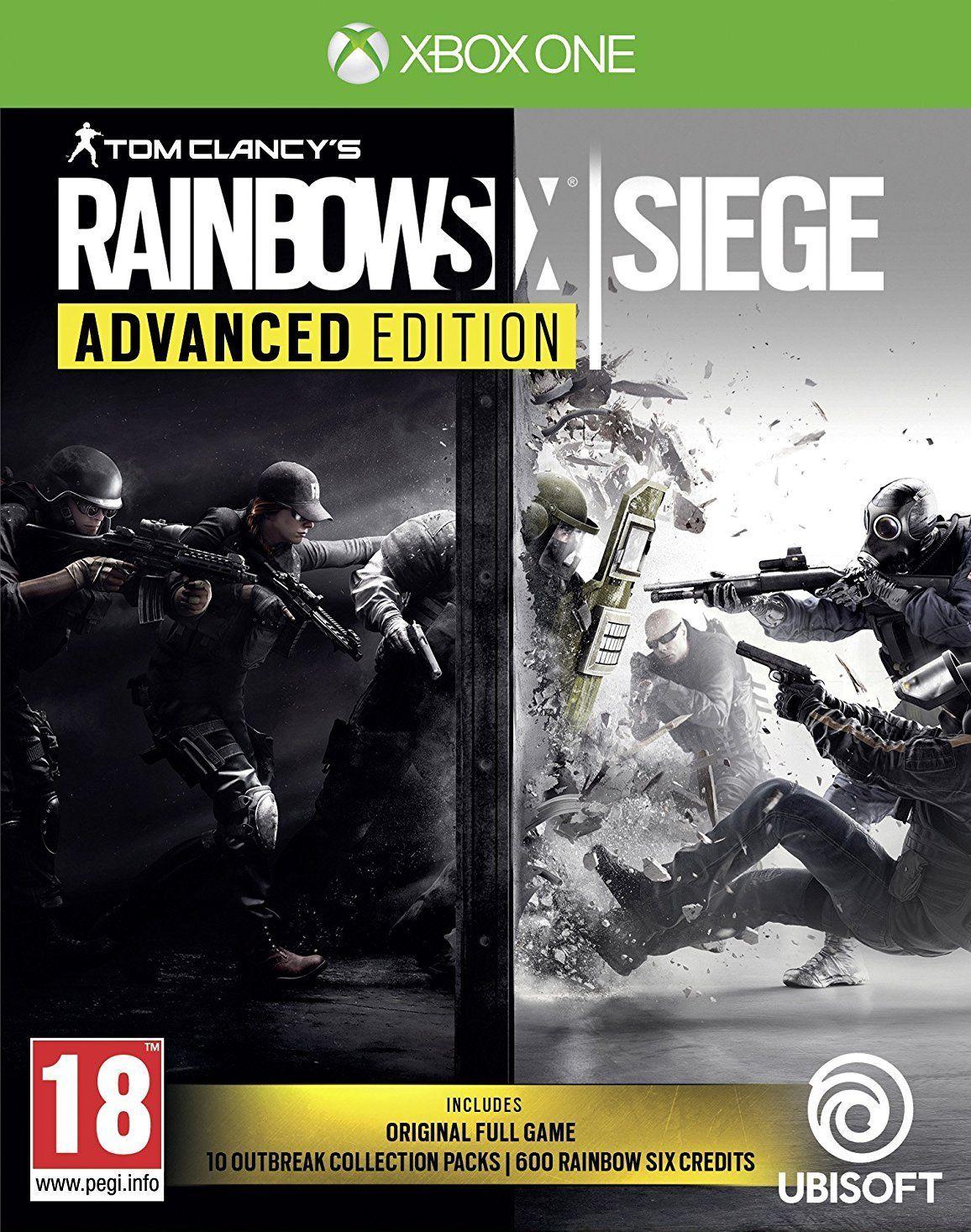 Tom Clancy's Rainbow Six Siege Advanced Edition (Xbox One) - 1