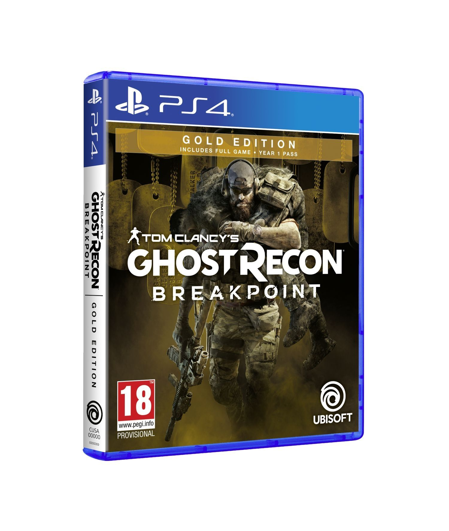 Tom Clancy's Ghost Recon Breakpoint - Gold Edition (PS4) - 3