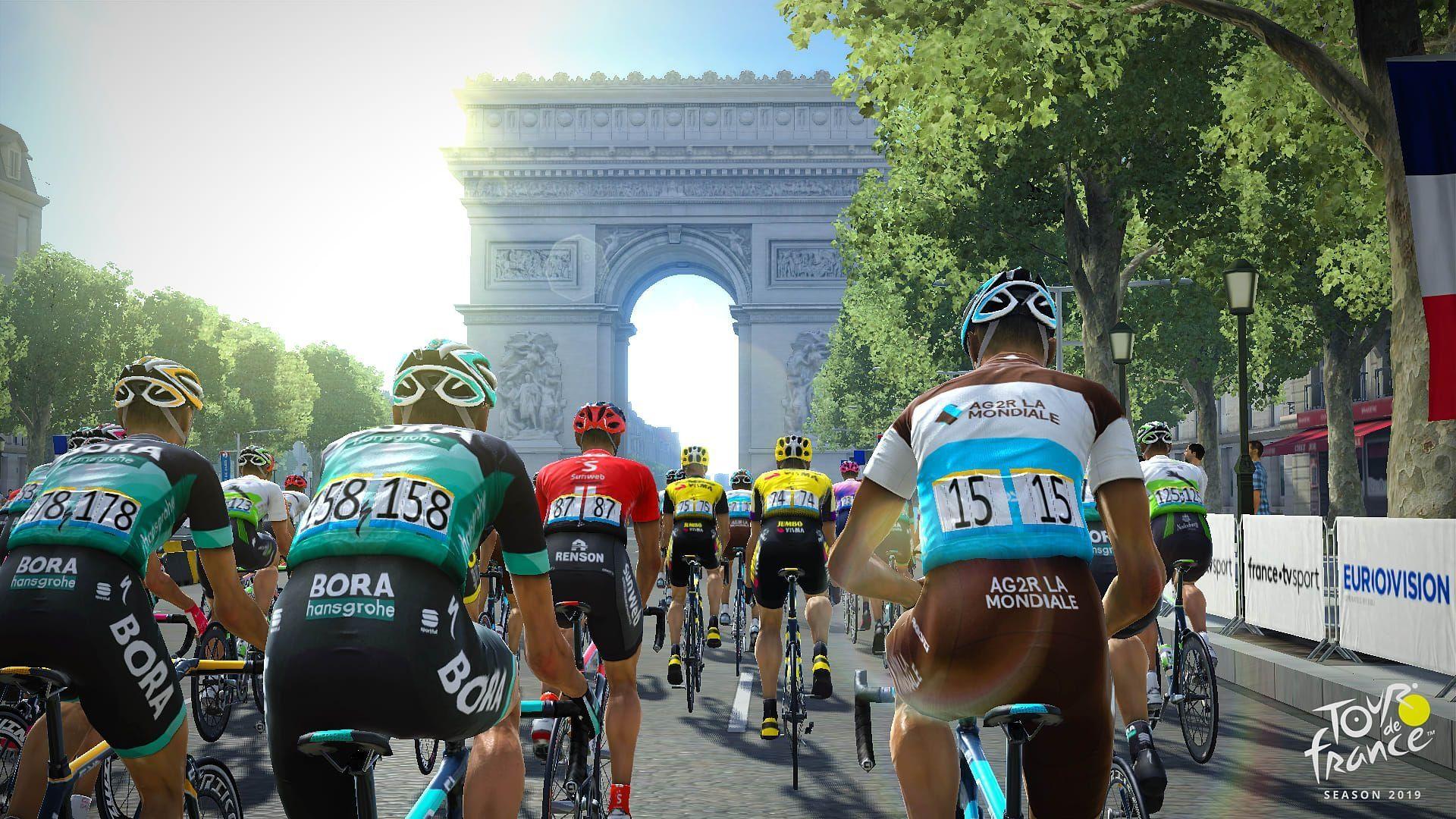 Tour De France 2019 (PS4) - 4