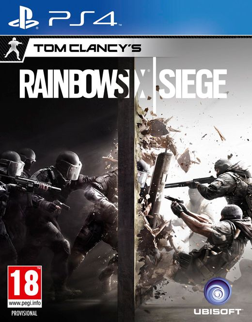 Tom Clancy's Rainbow Six Siege (PS4) - 1