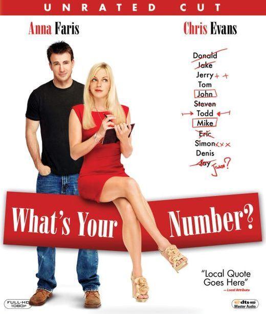 Точната бройка (Blu-Ray) - 1
