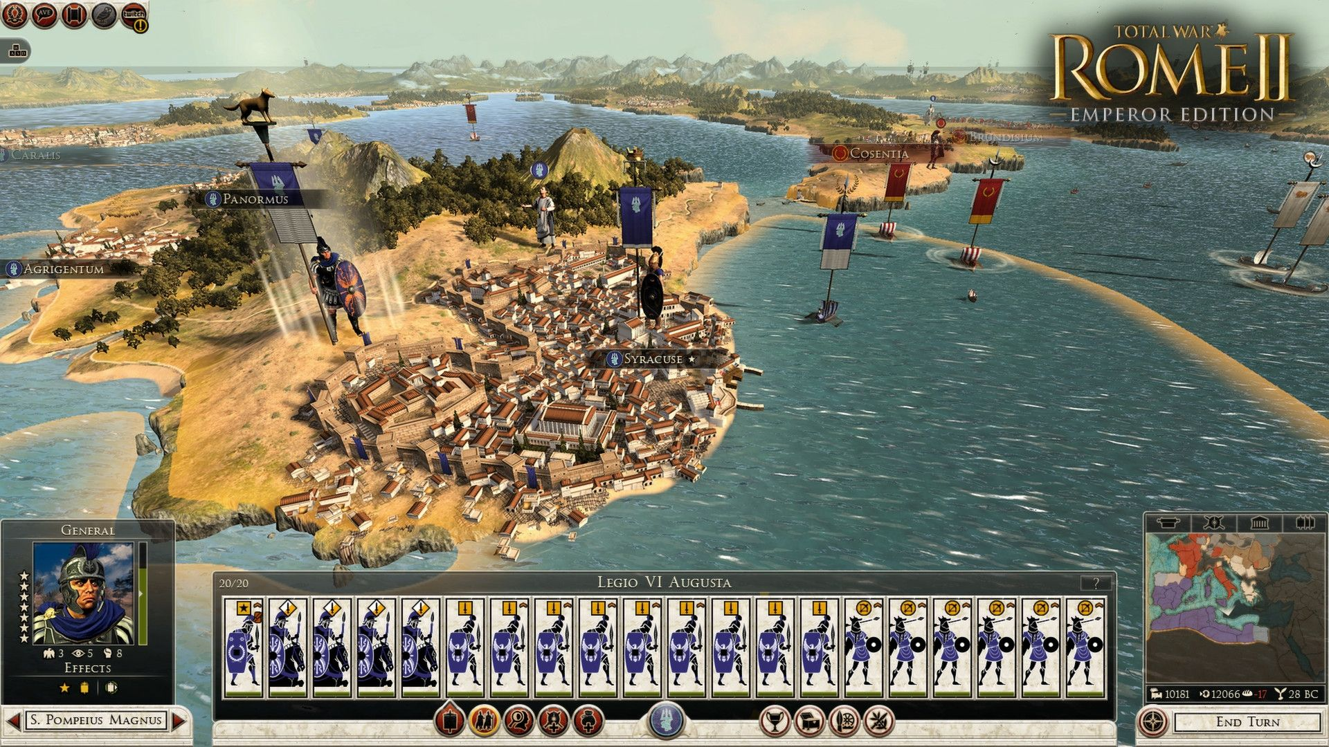 Total War Rome II: Enemy At the Gates Edition - 5
