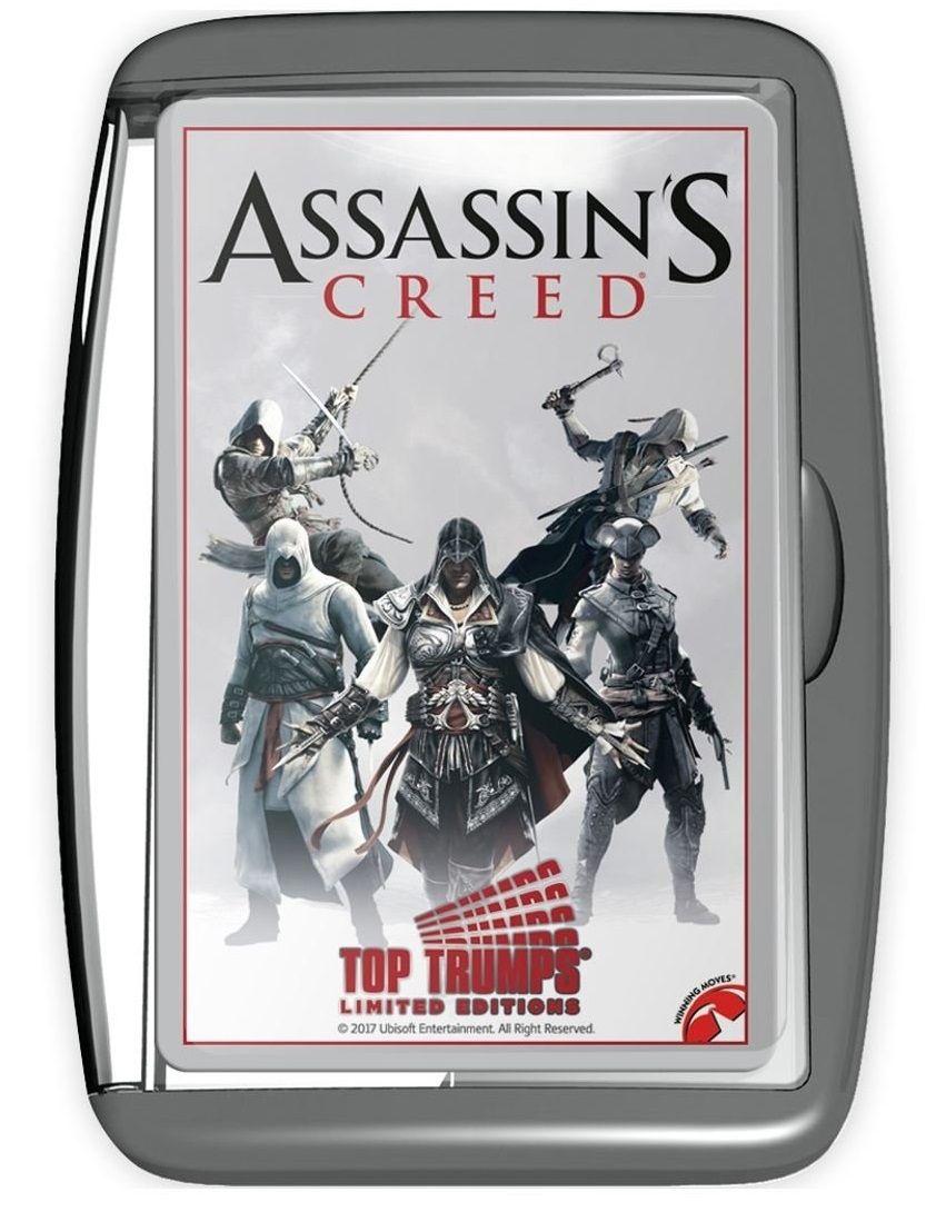 Игра с карти Top Trumps - Assassin's Creed - 1