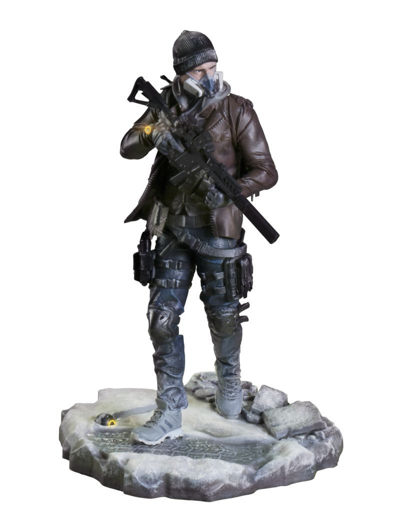 Фигура Tom Clancy's The Division - Male Agent, 24cm - 1
