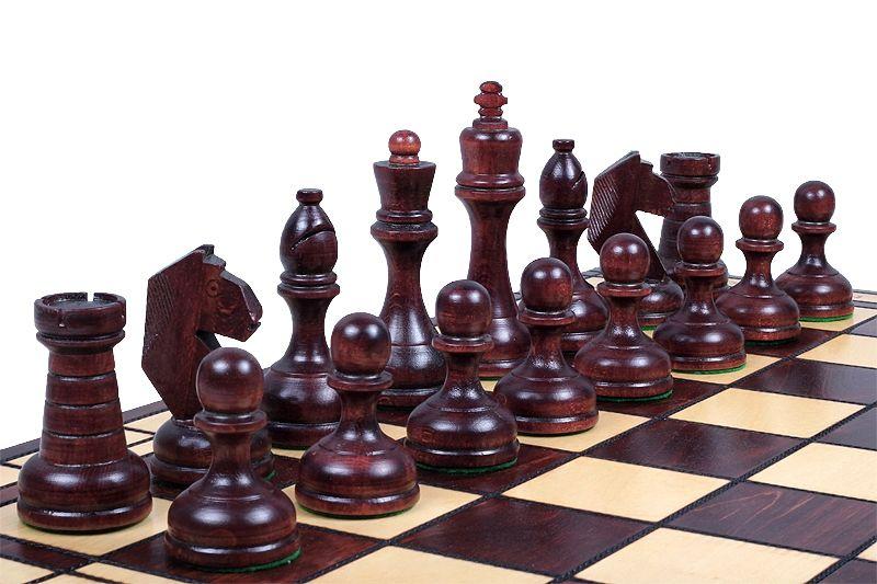 Шах Sunrise - Tournament No 8, голям - 4