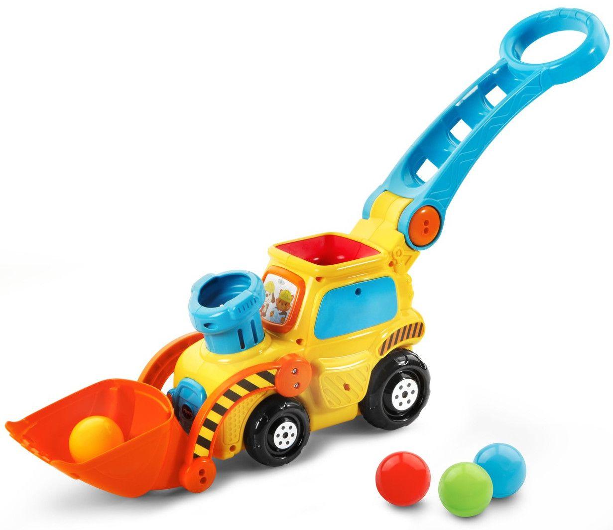 Занимателна играчка Vtech - Изстрелващи топчета - 3
