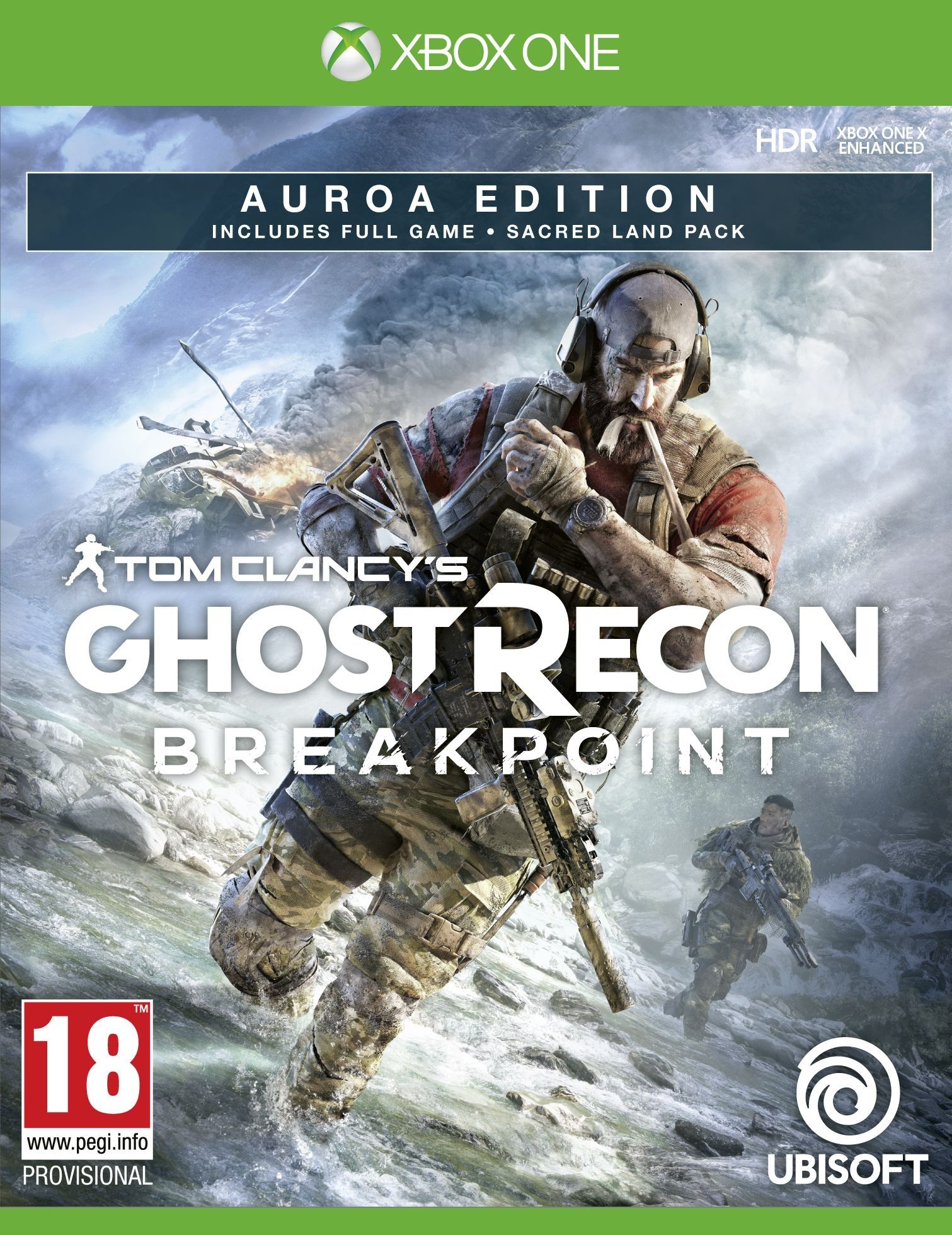 Tom Clancy's Ghost Recon Breakpoint - 1