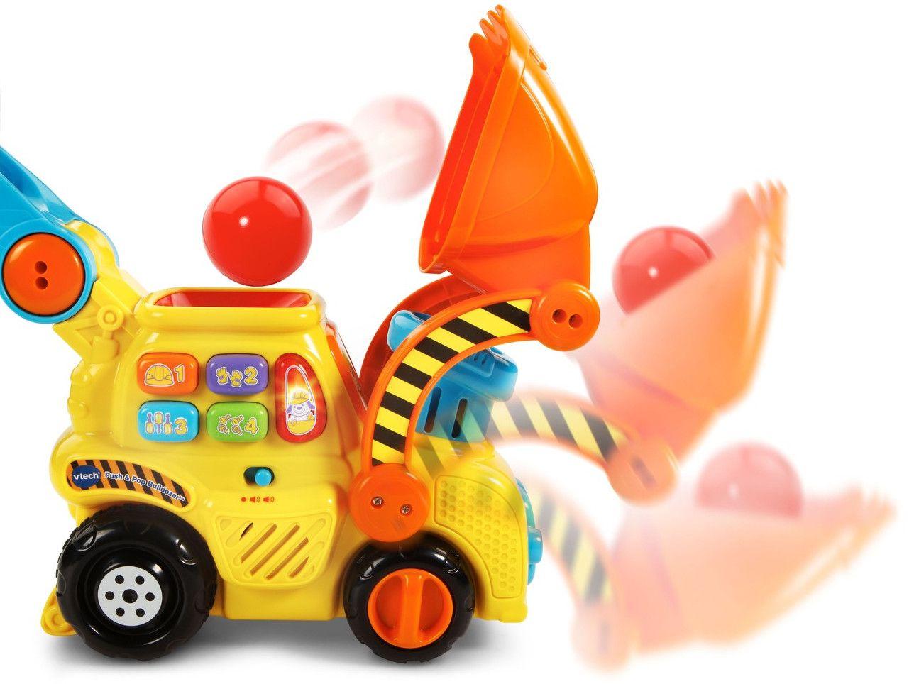 Занимателна играчка Vtech - Изстрелващи топчета - 4