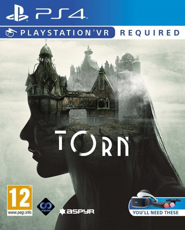 Torn (PS4 VR) - 1