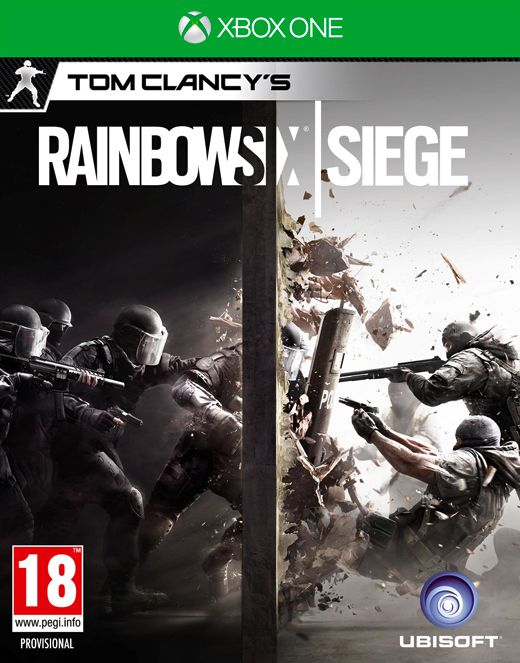 Tom Clancy's Rainbow Six Siege (Xbox One) - 1