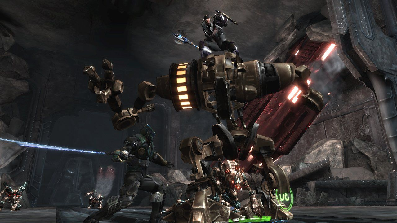 Too Human (Xbox 360) - 5