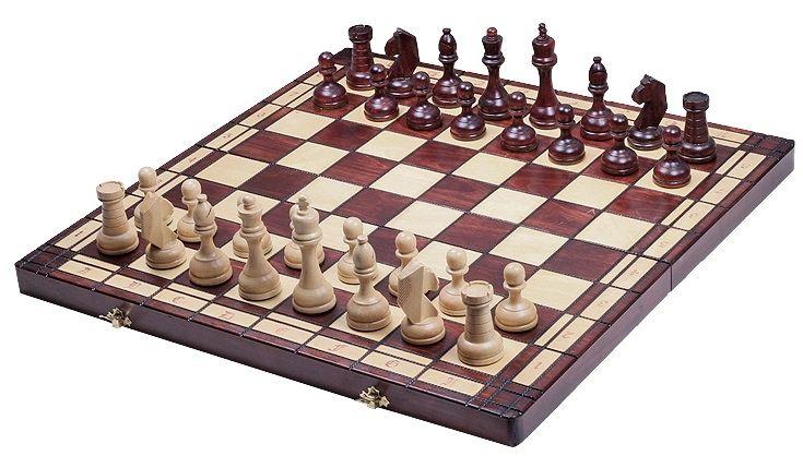 Шах Sunrise - Tournament No 8, голям - 1
