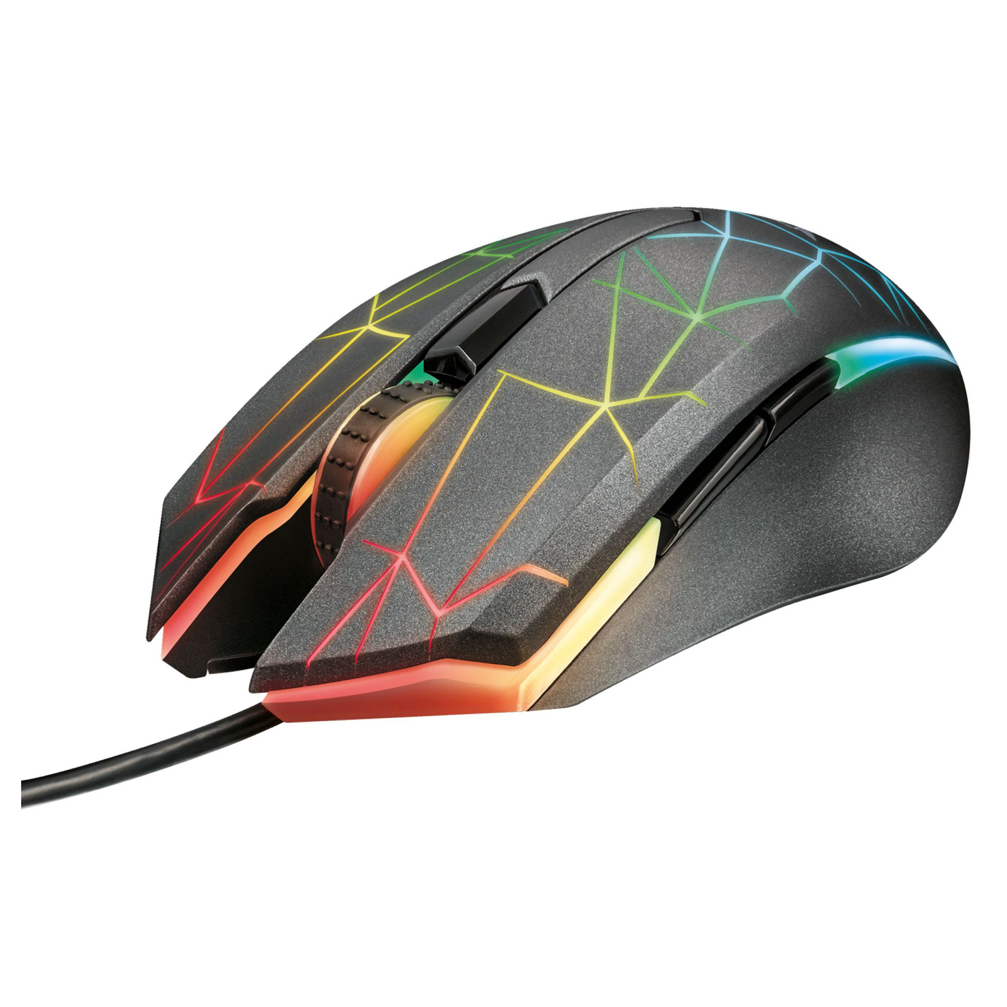 ‌ТRUST GXT 170 Heron RGB Mouse - 1