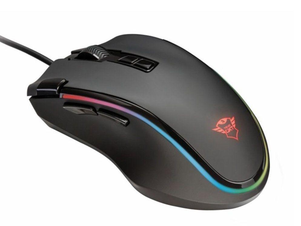 Мишка ТRUST GXT 188 Laban RGB Mouse - 2