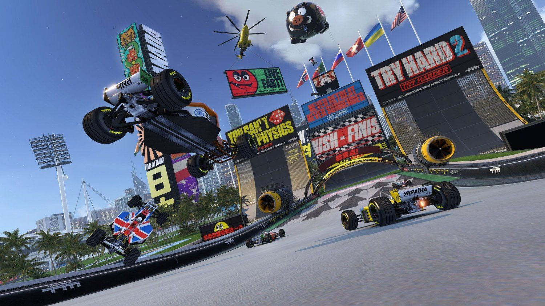 TrackMania Turbo (Xbox One) - 4