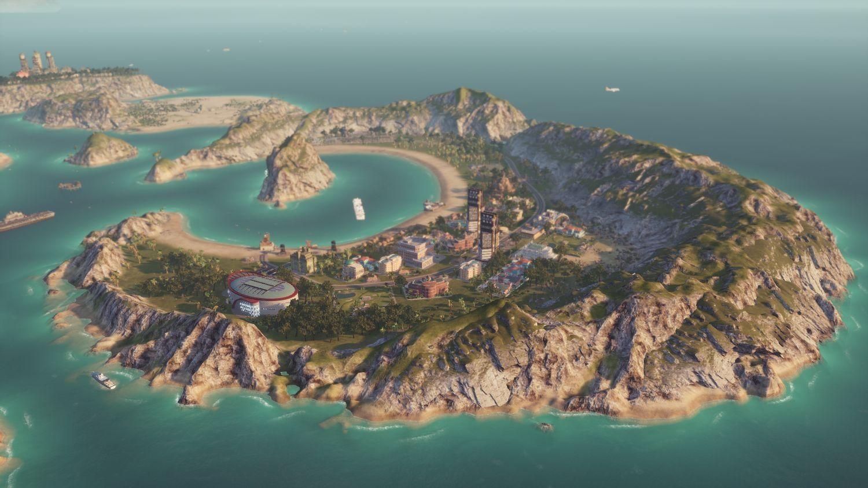 Tropico 6 (PS4) - 5