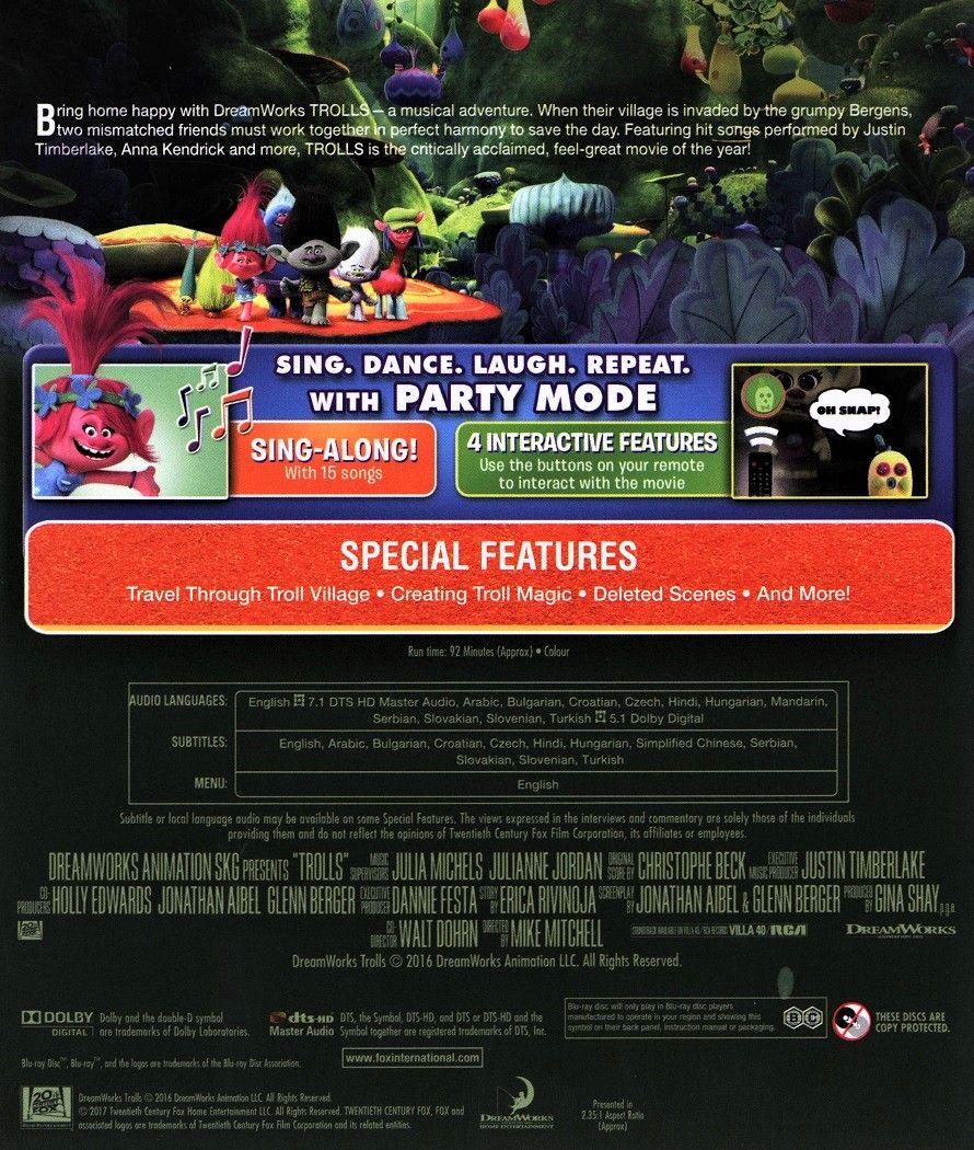 Тролчета (Blu-Ray) - 3