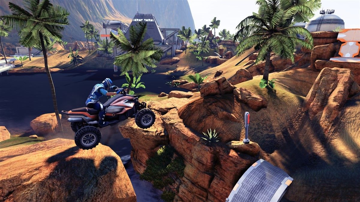 Trials Fusion The Awesome Max Edition (PS4) - 12