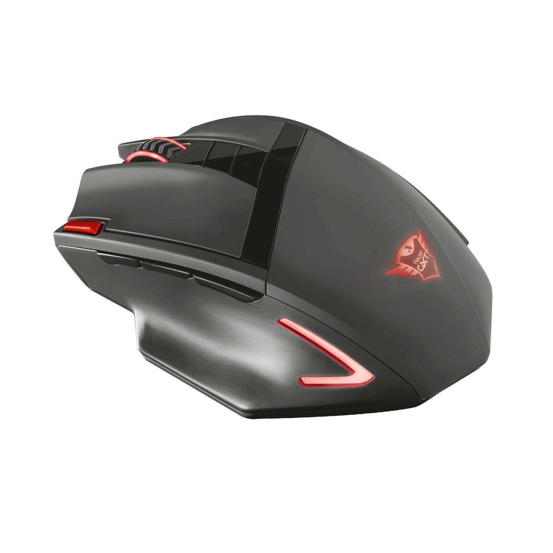 Гейминг мишка Trust GXT 130 - оптична, безжична - 1