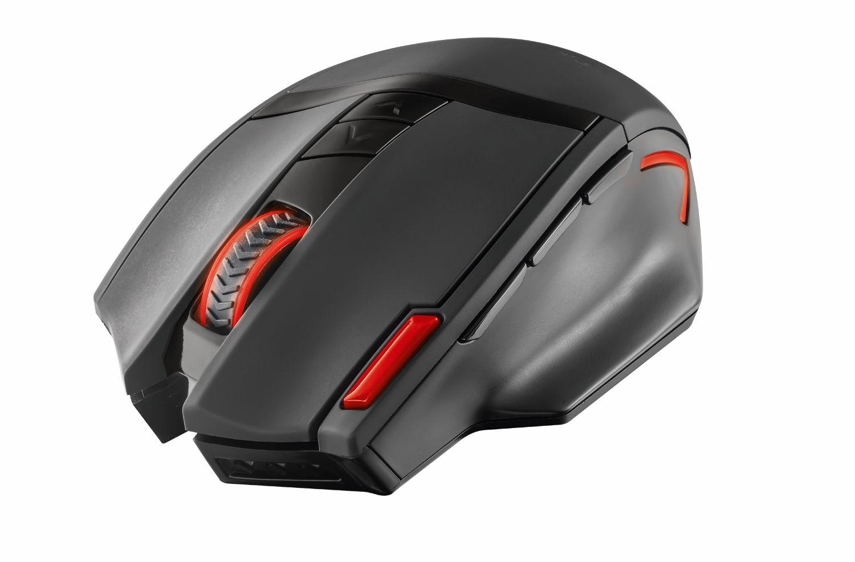 Гейминг мишка Trust GXT 130 - оптична, безжична - 3