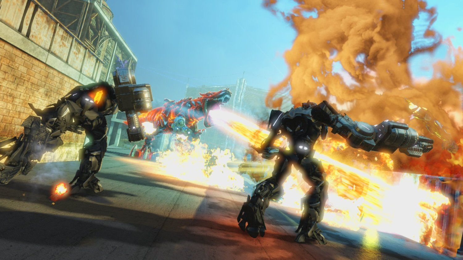 Transformers: Rise of the Dark Spark (Wii U) - 6