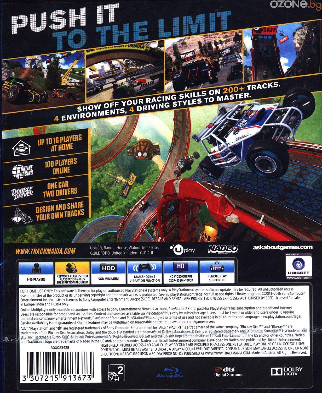 TrackMania Turbo (PS4) - 16