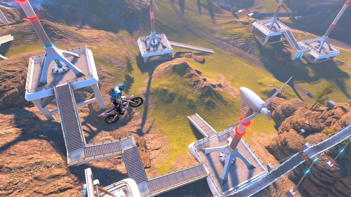 Trials Fusion The Awesome Max Edition (PS4) - 10