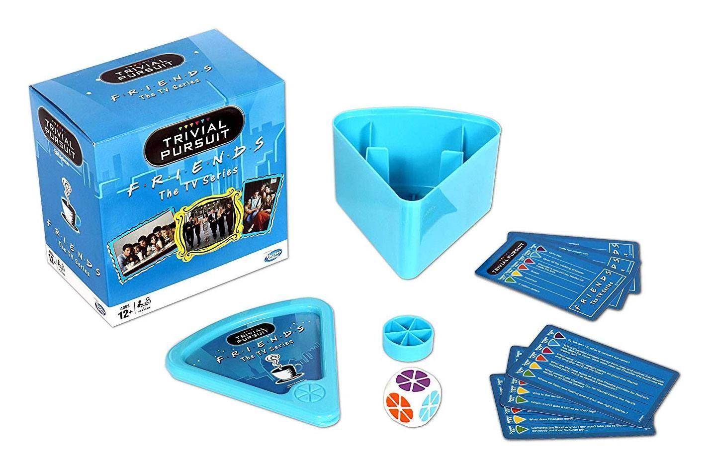 Настолна игра Trivial Pursuit - Friends, парти, семейна - 3