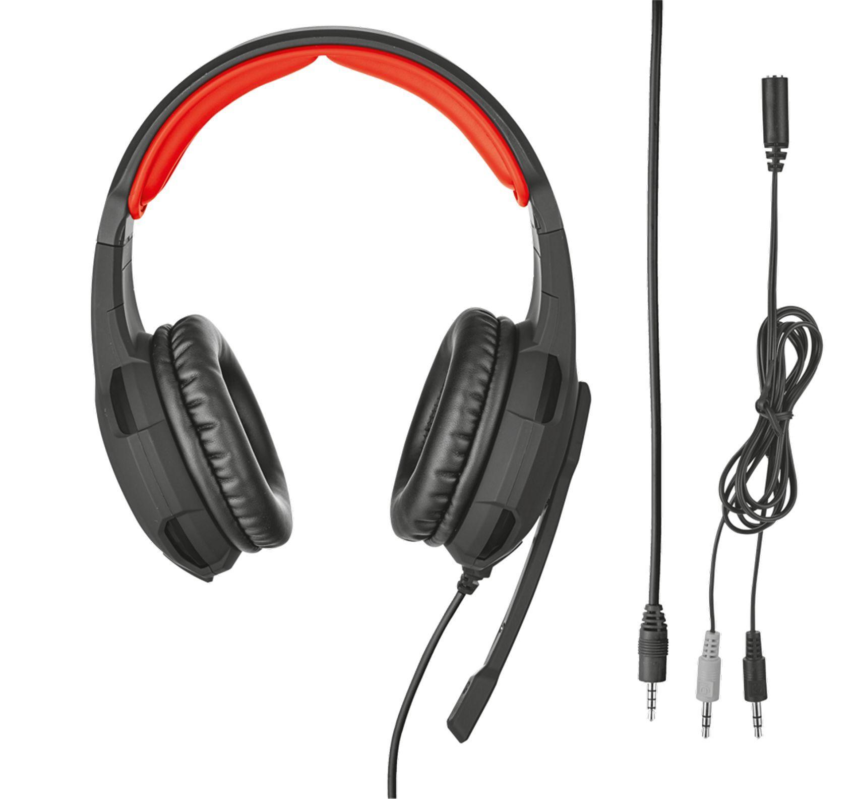 Гейминг слушалки TRUST GXT 310 Radius - 4