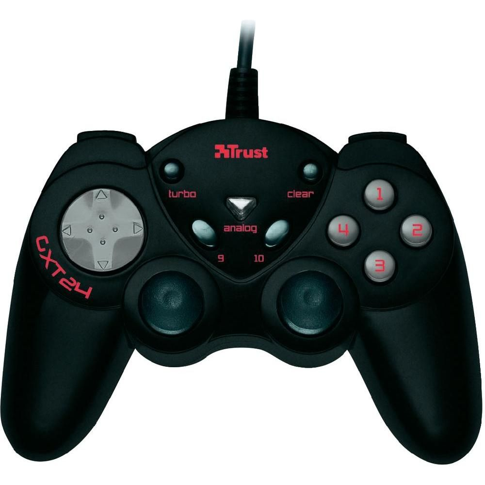 TRUST GXT 24 COMPACT GAMEPAD - 1