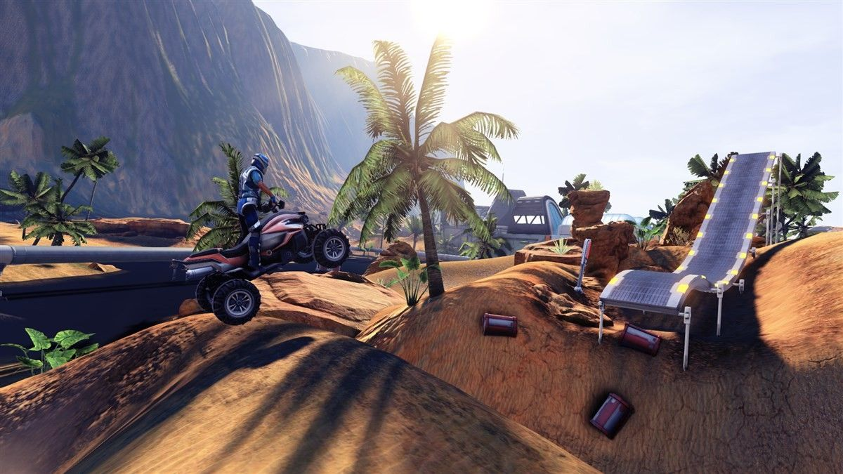 Trials Fusion The Awesome Max Edition (PS4) - 9