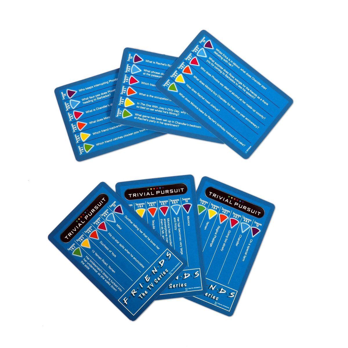 Настолна игра Trivial Pursuit - Friends, парти, семейна - 2
