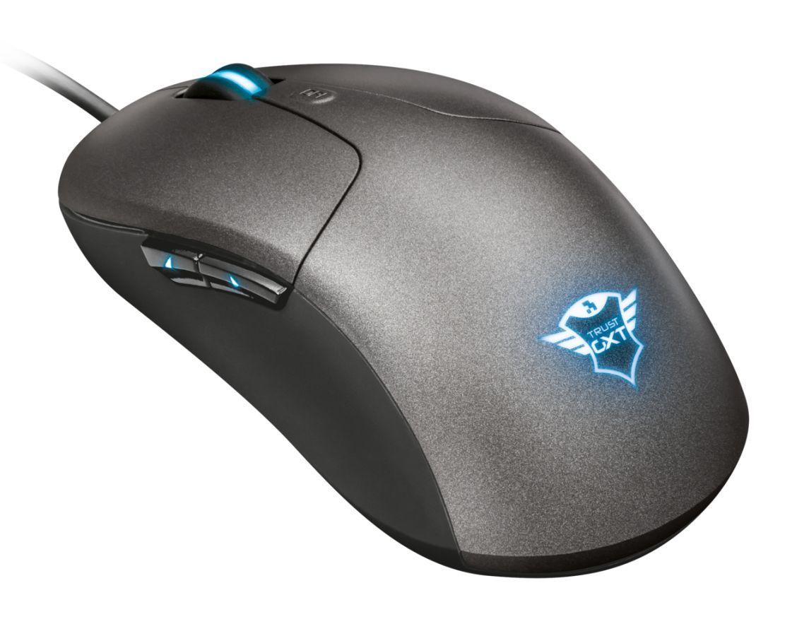 Гейминг мишка Trust GXT 180 Kusan Pro - оптична - 1