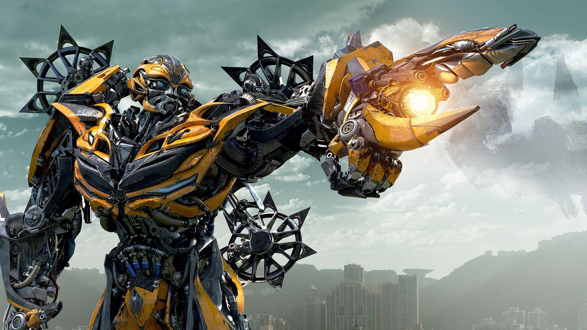 Трансформърс: Ера на изтребление 3D (Blu-Ray) - 8