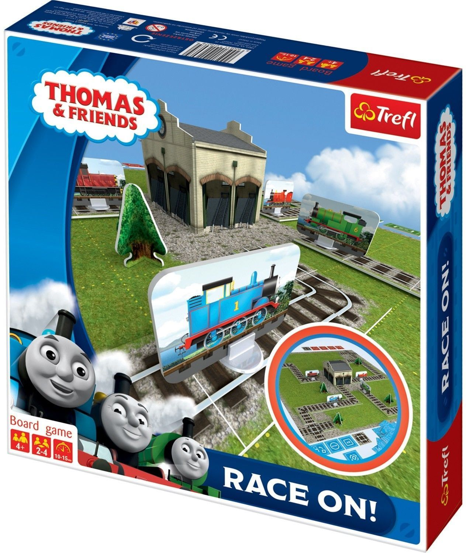 Детска игра Trefl Thomas & Friends - Надпревара - 1
