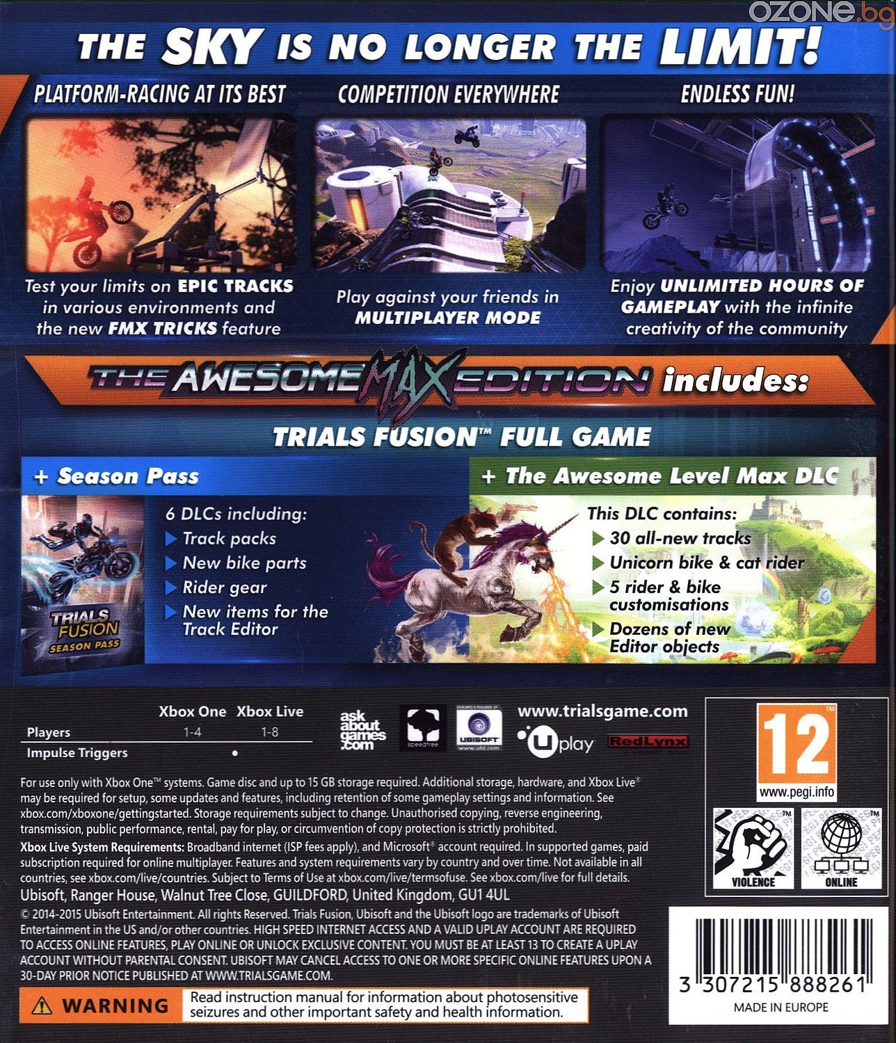 Trials Fusion The Awesome Max Edition (Xbox One) - 13