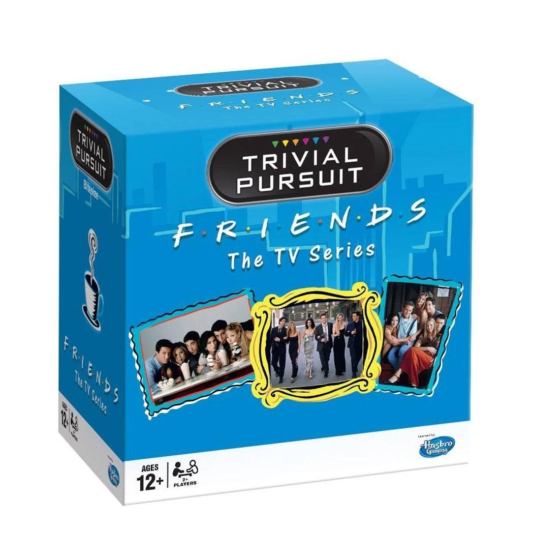 Настолна игра Trivial Pursuit - Friends, парти, семейна - 1