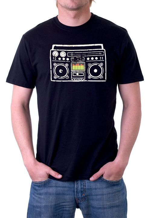 Thumbs Up Boombox - M - 3