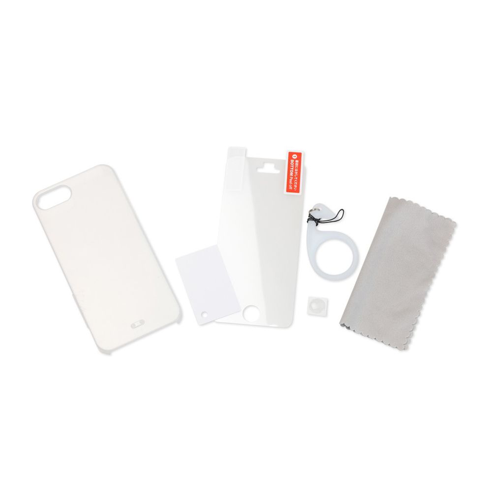 Tunewear Eggshell за iPhone 5 -  прозрачен - 4
