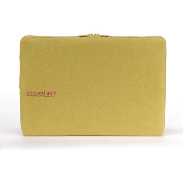 Tucano Second Skin Microfiber 15.4 инча - жълт - 1